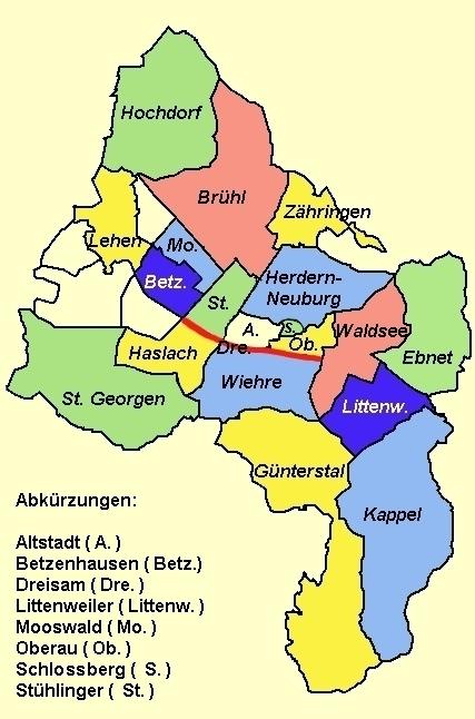 Freiburg Karte.Alt Freiburg Alte Ansichten Von Freiburg Im Breisgau