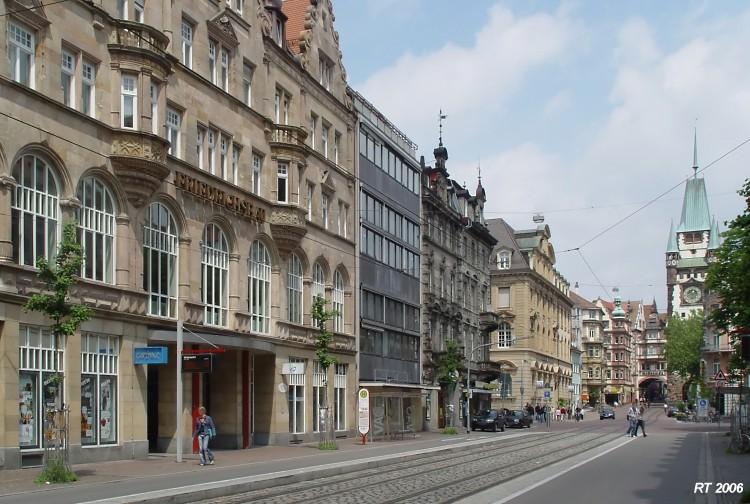 Friedrichsbau Freiburg